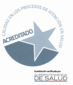 logo acreditada Clinica Ensenada